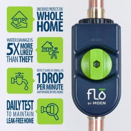 SmartflowPro FLO Connected Water Valve by Moen