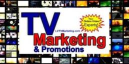 TV Marketing & Promotions