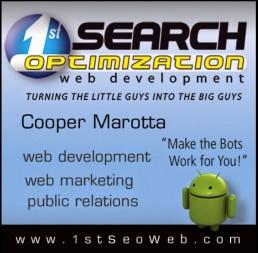1st Search Optimization